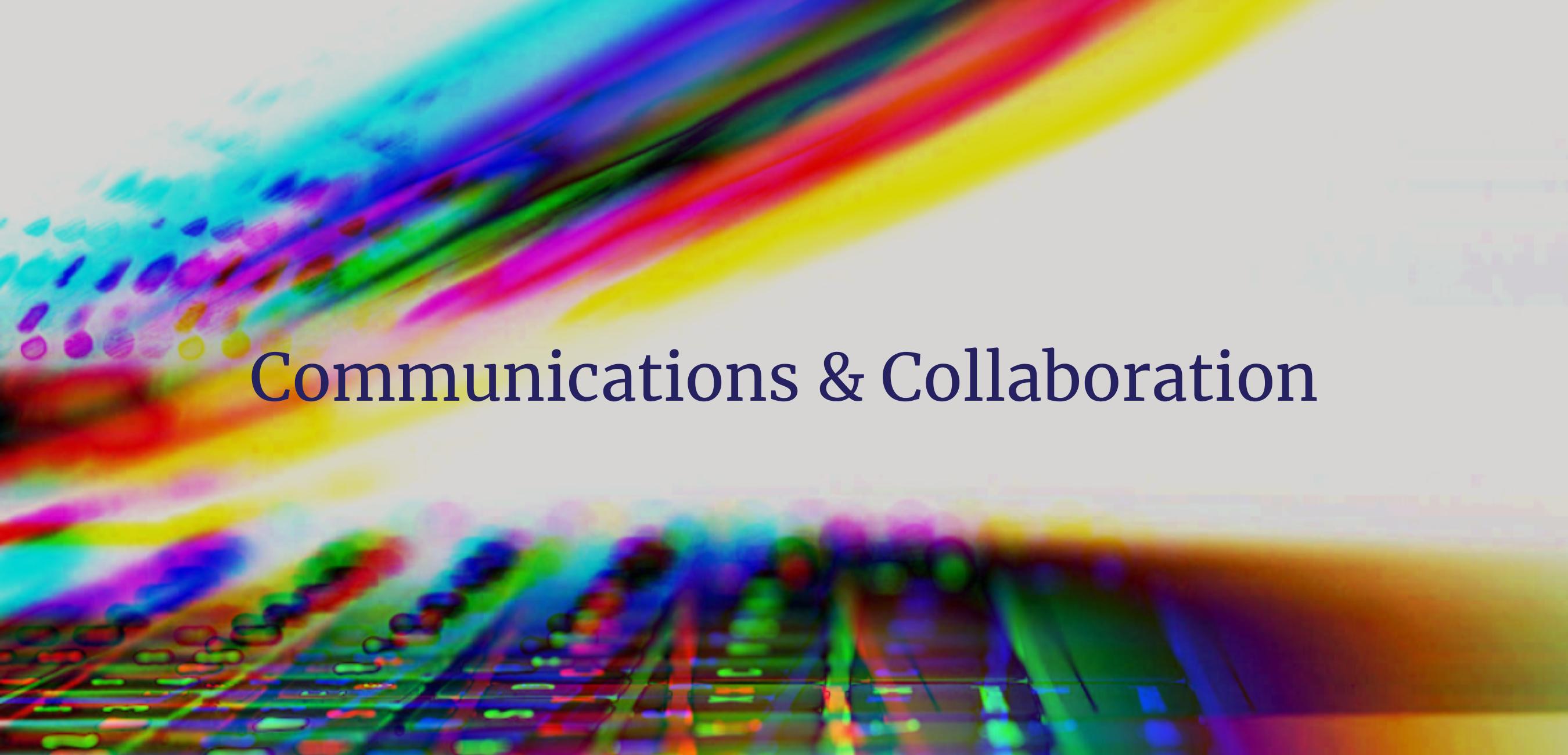Communications & Collaboration (2)