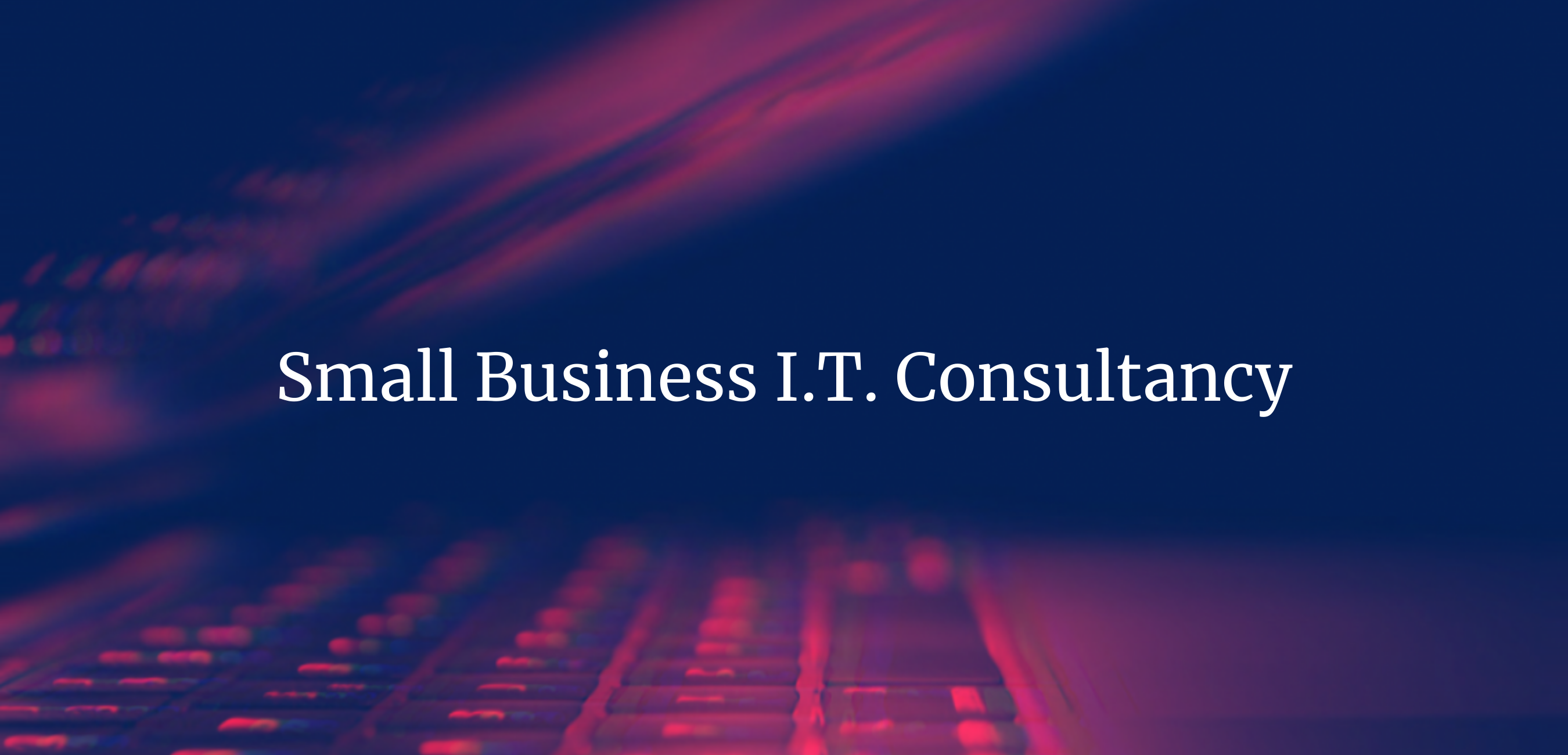 Small Business I.T. Consultancy (2)