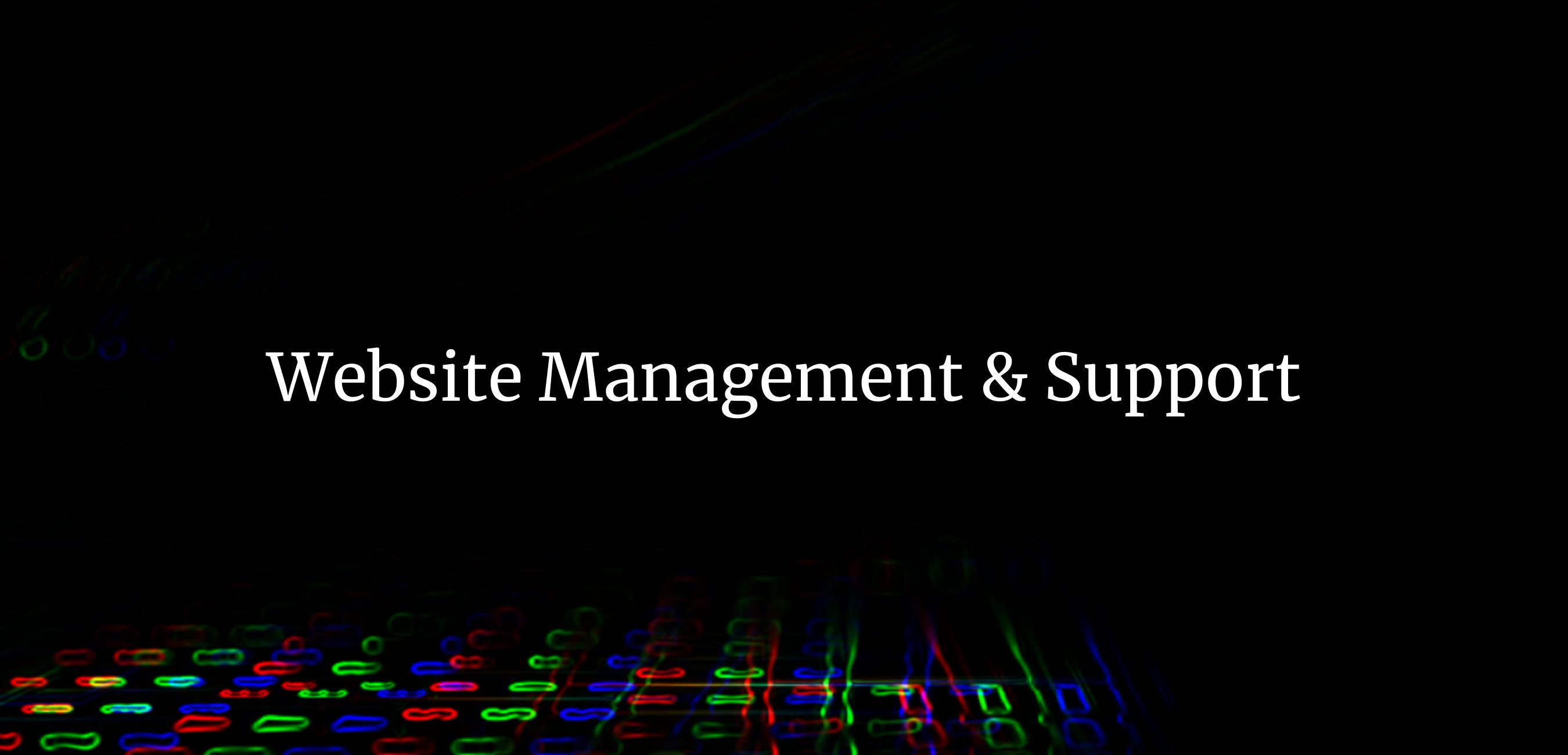 Website Management & Support (3)